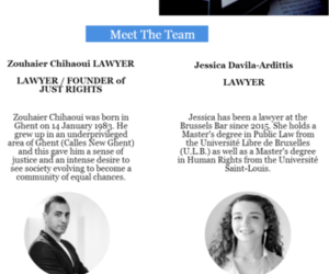 legal assistance, unfair trial, and human rights violations image