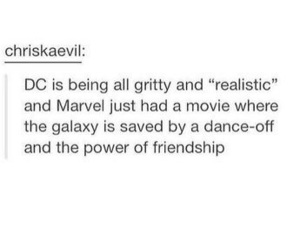 Avengers, DC, and funny image