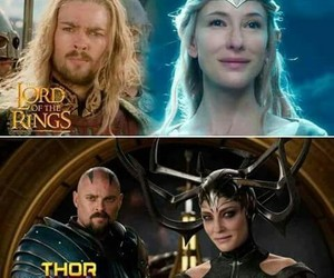 actor, thor, and Marvel image