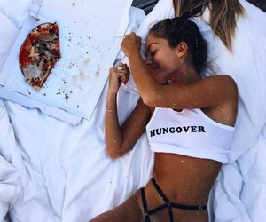 fashion, pizza, and style image