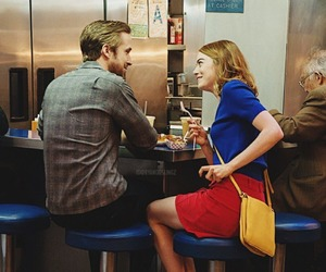 emma stone, ryan gosling, and emma and ryan image