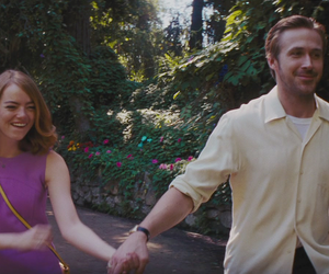 emma stone, perfect couple, and ryan gosling image