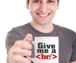 code, html, and gift image