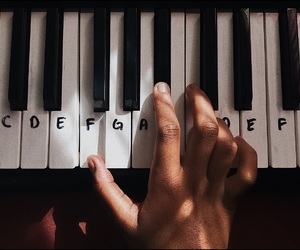 chords, instrument, and keys image