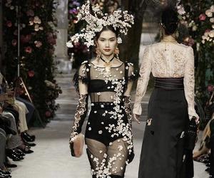 fashion and dolce&gabbana image