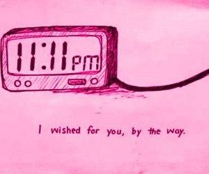 wish, love, and 11:11 image