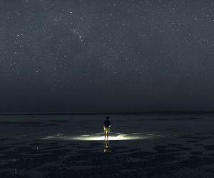 stars, art, and sky image