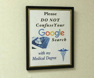 doctor, google, and lol image
