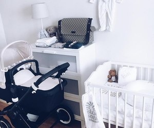 decorate, room, and stroller image