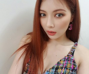 hyuna, 4minute, and kim hyuna image