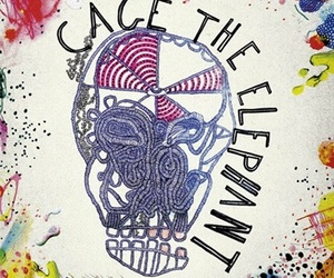 music, cage the elephant, and indie image