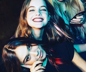 barbara palvin, model, and alexis ren image