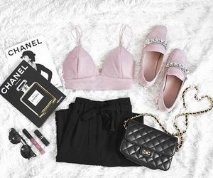 chanel, clothing, and girl image