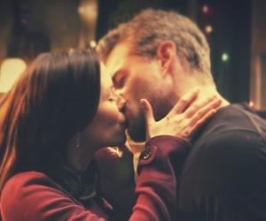 beautiful, kiss, and true love image