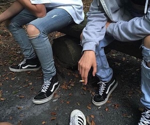 vans and tumblr image