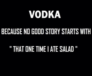drink and vodka image