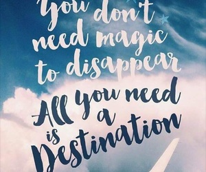 quotes, destination, and travel image