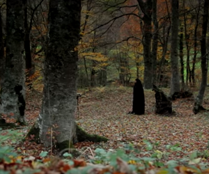 autumn, medieval, and october image