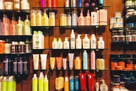 article, beauty, and hair products image