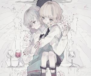 art, illustration, and kawaii image