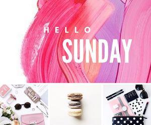 colour, Sunday, and photo grid image