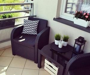 black and white fashion, cuteness, and furniture design image