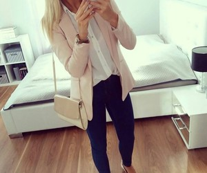 fashion inspiration, girly things, and spring fashion image