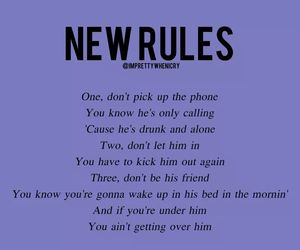 new, rules, and dua image
