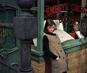 audrey hepburn and funny face image