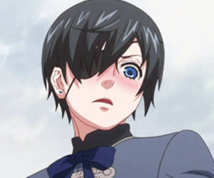 black butler, boy, and icons image
