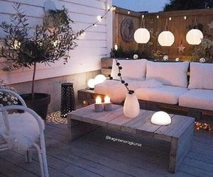 cozy, design, and lights image