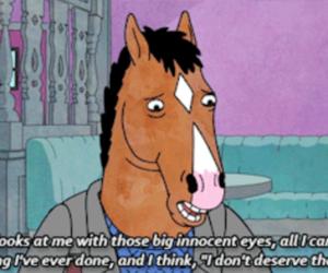 hollyhock and bojack horseman image