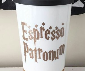 harry potter and coffee image