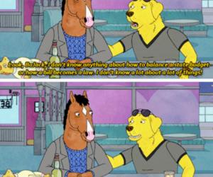 bojack horseman and mr peanutbutter image