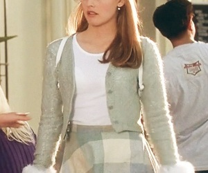 Clueless, fashion, and cher image
