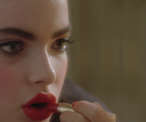 movie, red lips, and ms 45 image