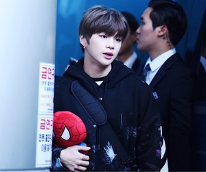 wanna one, ong seongwoo, and kim jaehwan image
