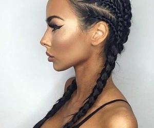 braid, chignon, and acconciatura image