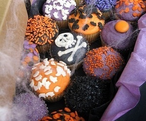Halloween, sweet, and food image