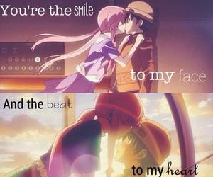 anime, nikki, and sad image