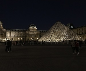 aesthetics, french, and louvre image