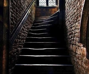 castle, stairs, and medieval image