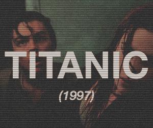 theme, titanic, and movie image