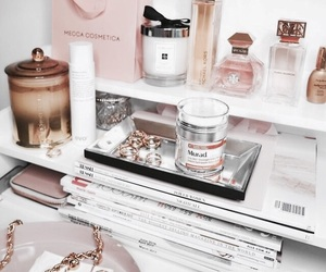 beauty, classy, and cosmetics image