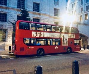 Big Ben, bus, and city image