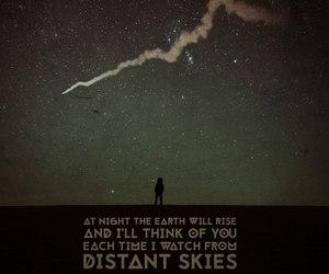 Lyrics, starlight, and starset image