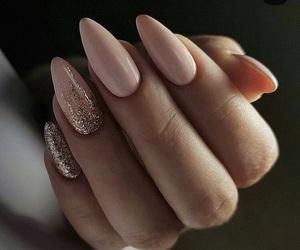 nails and pink image