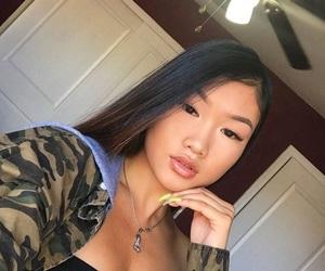 american, asian, and beautiful image