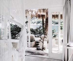 summer, white, and beach image