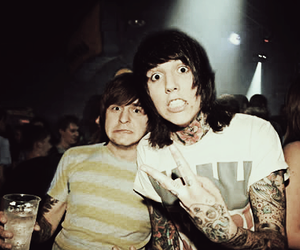 bmth, bring me the horizon, and tattoo image